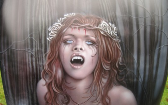 Vampire Girl on  V Max